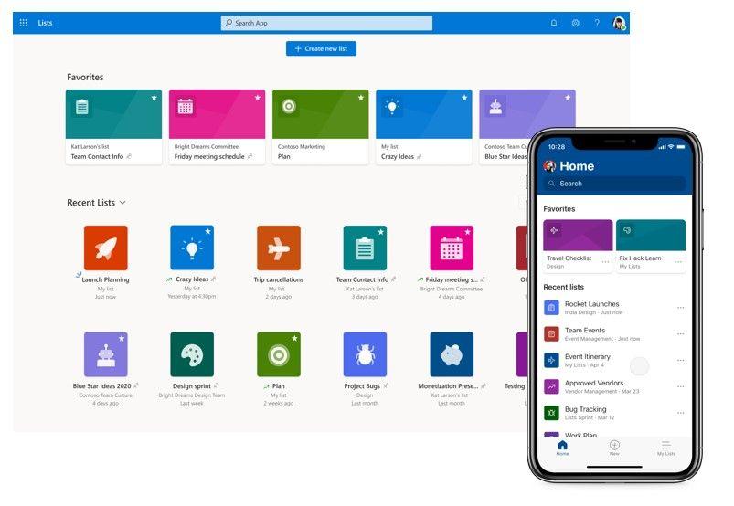 Lists-home-mobile