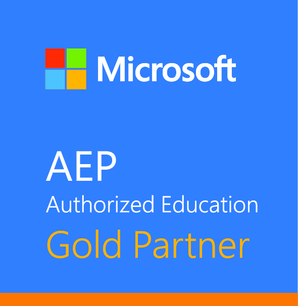 Microsoft Authorized Education - Gold Partner