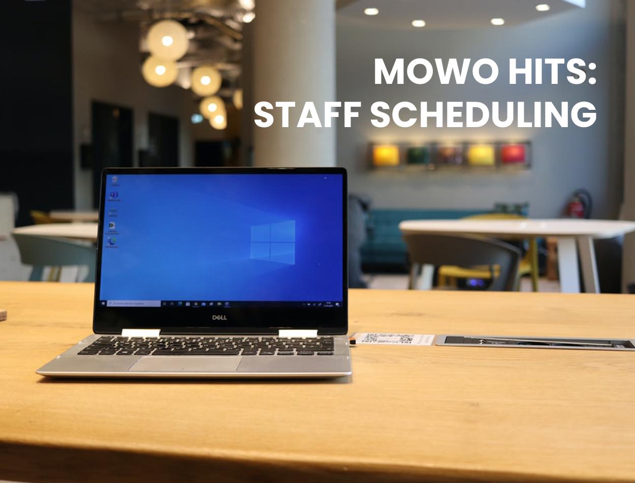 staff scheduling Microsoft teams