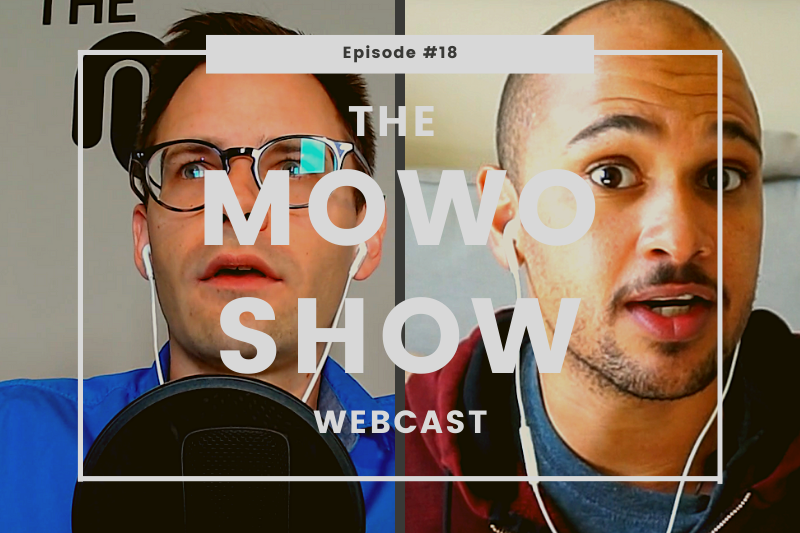 The MoWo Show Episode #18 - Rage Against Paper Processes