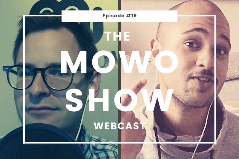 The MoWo Show Episode #19 - Artificially Intelligent