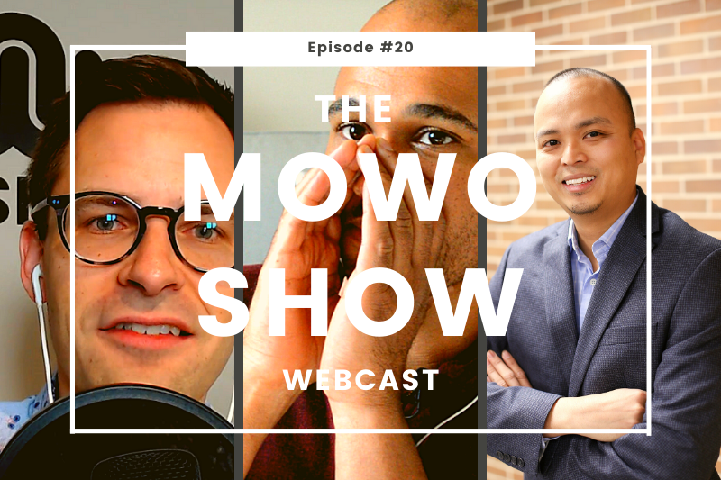 The MoWo Show Episode #20 - MFA is Here to Stay