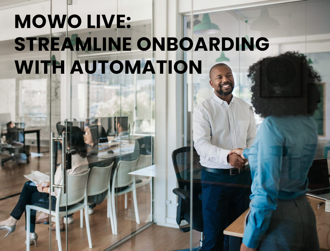 Streamline Onboarding with Automation